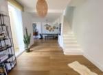 escalier esthabitat.com maison cote pavée